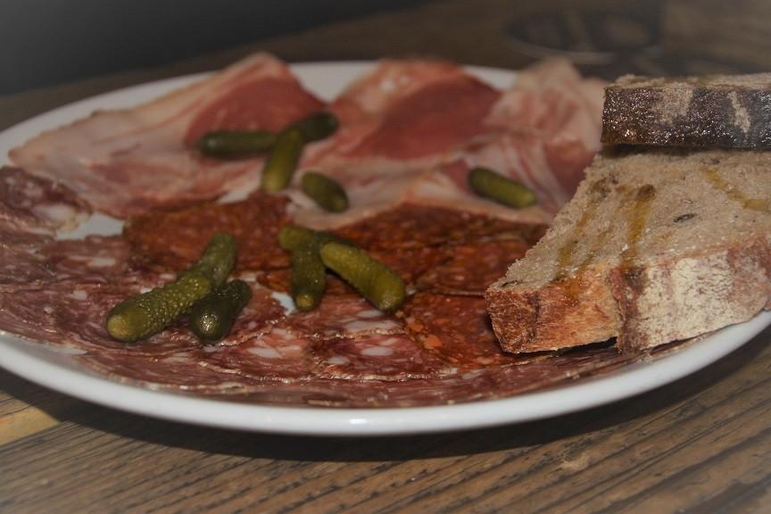 Bierproeverij bij Friends of Ham in Leeds Foodie in Leeds Foodblog Foodinista