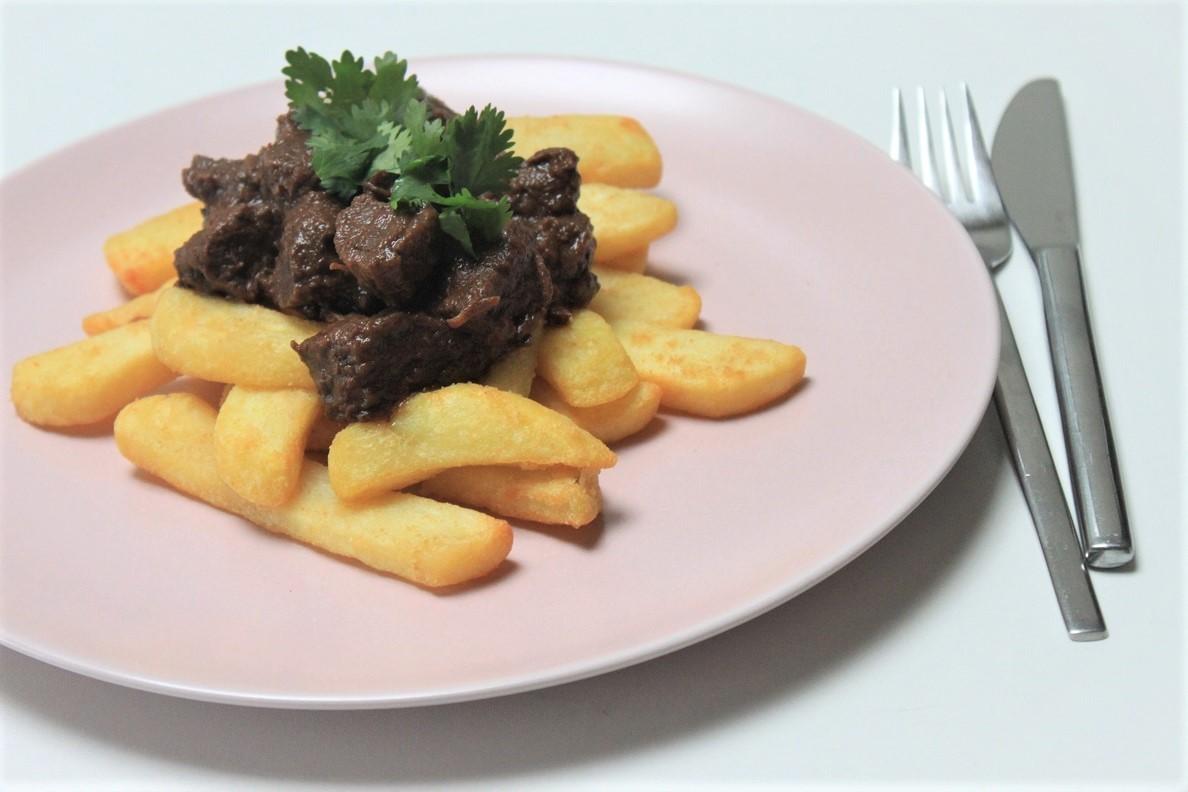 Oosters stoofvlees met 5 kruiden recept Foodblog Foodinista