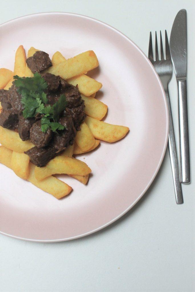 Oosters stoofvlees met vijf kruiden van Foodblog Foodinista