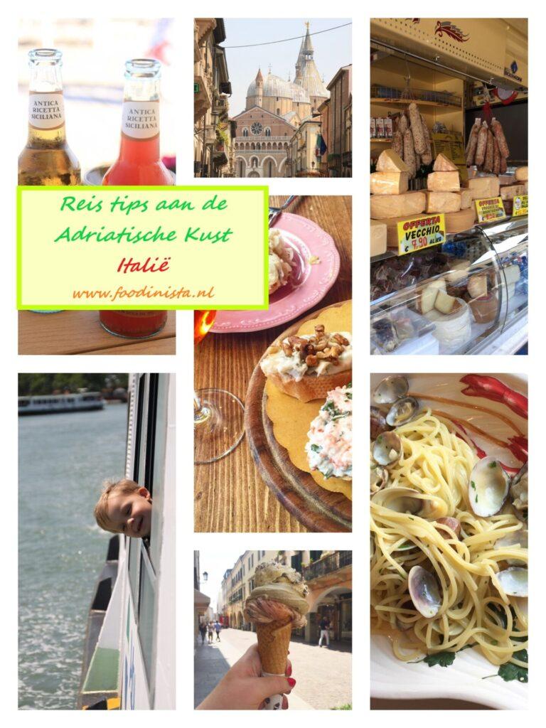 Vakantietips aan de Adriatische kust - Foodblog Foodinista