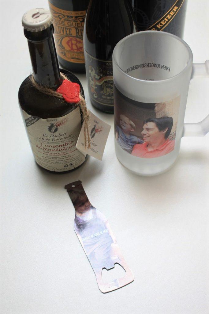 Vaderdag met persoonlijke cadeautjes tips van Foodblog Foodinista