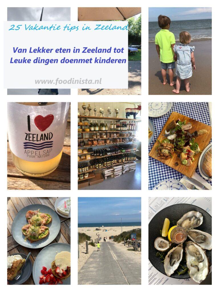 Weekend naar Zeeland met Eurocamp - Culinair en Kindvriendelijk Zeeland ontdekken