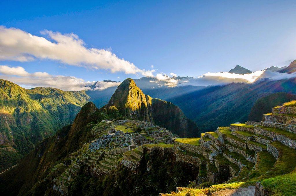 Picchu Peru