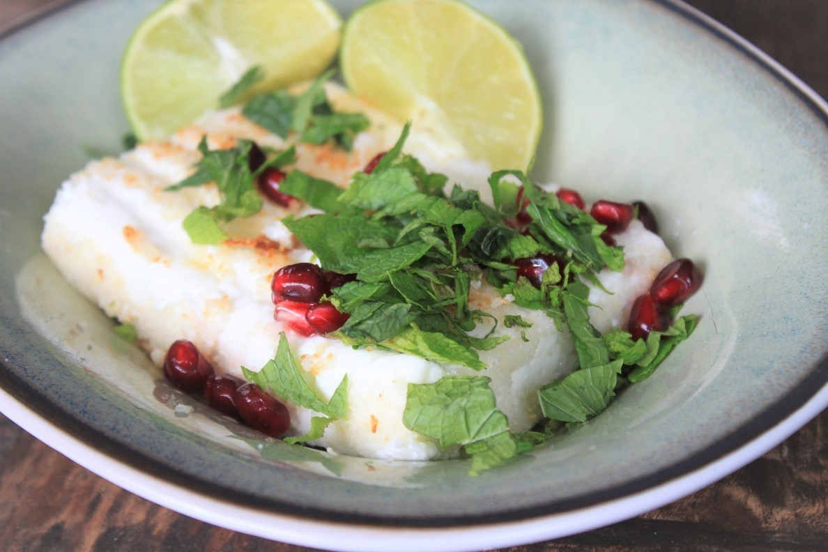 Gebakken feta - Saganaki - recept van Foodblog Foodinista