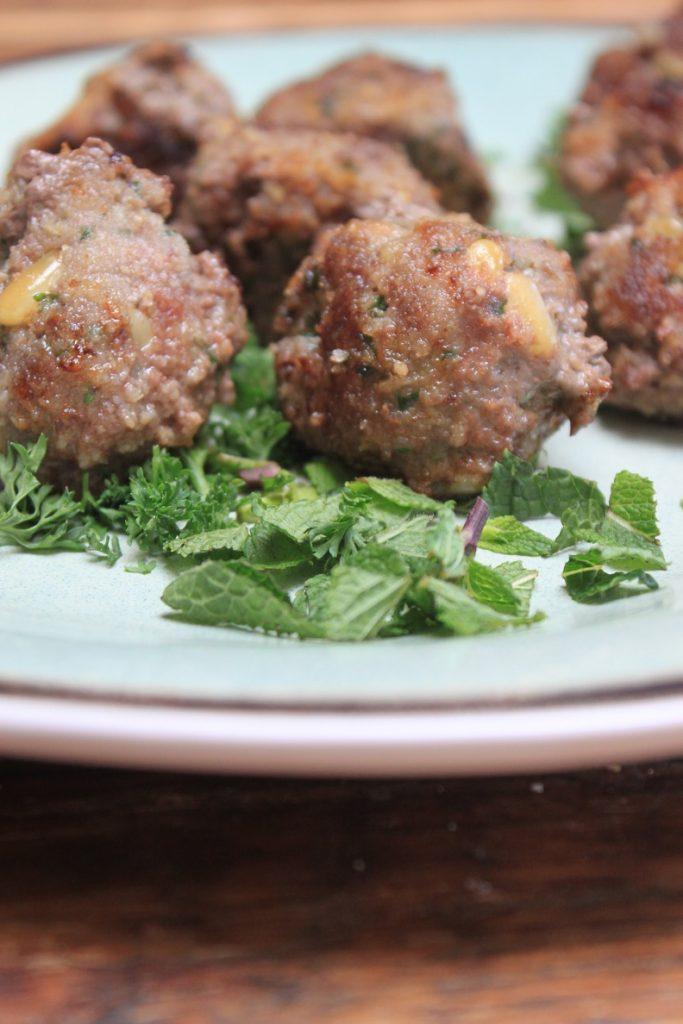 Kebab gehaktballetjes recept van Foodblog Foodinista