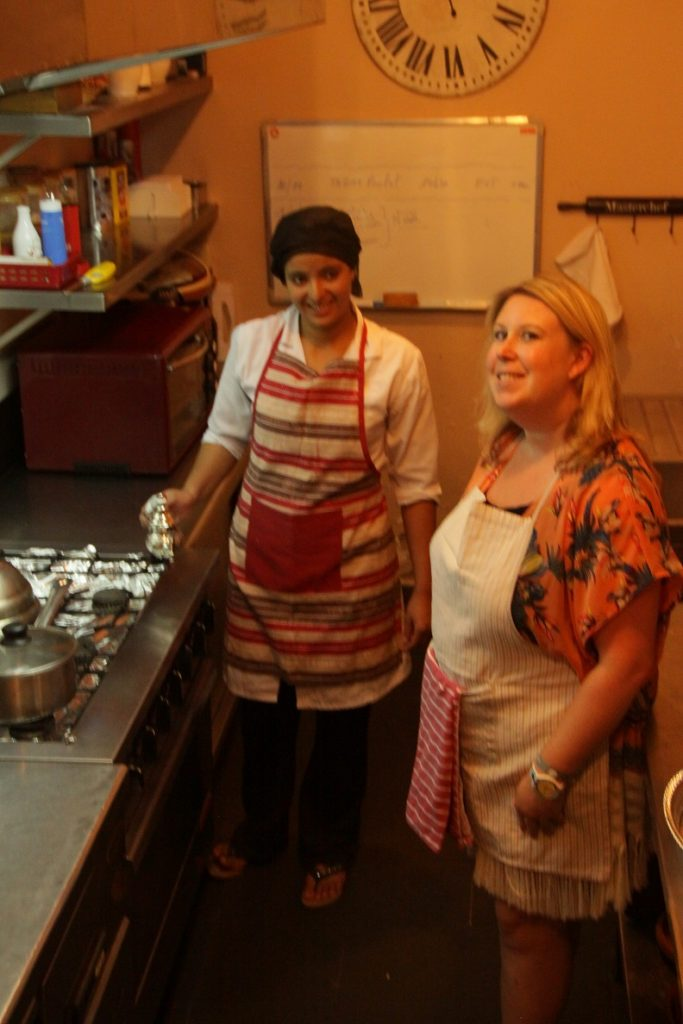 Kookworkshop in Marrakech Marokko Foodblog Foodinista