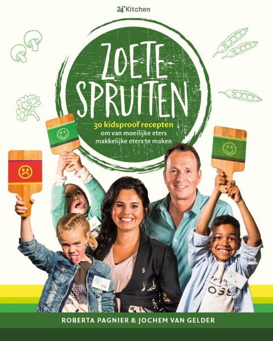 Kookboek recensie Zoete Spruiten Foodblog Foodinista met kebab recept