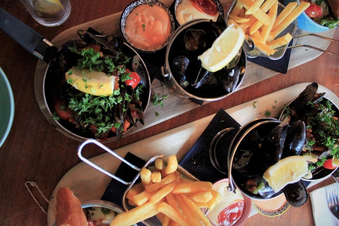 Amsterdams genieten bij The Corner restaurantblog Foodinista