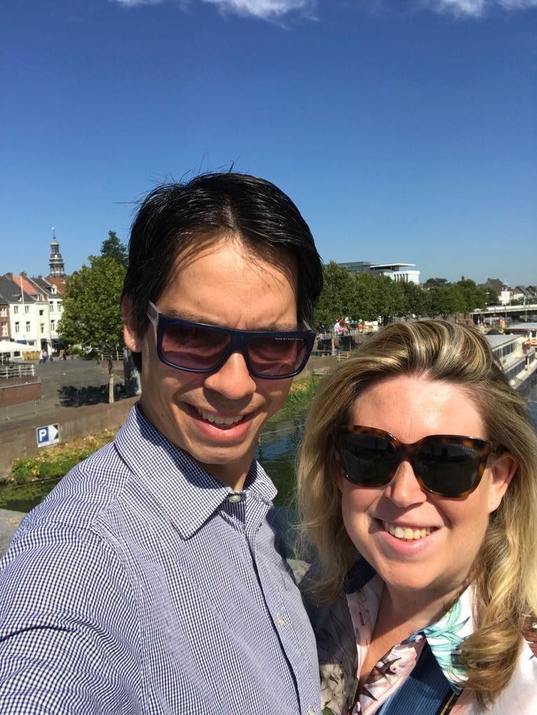 Genieten in Maastricht met een ochtendwandeling