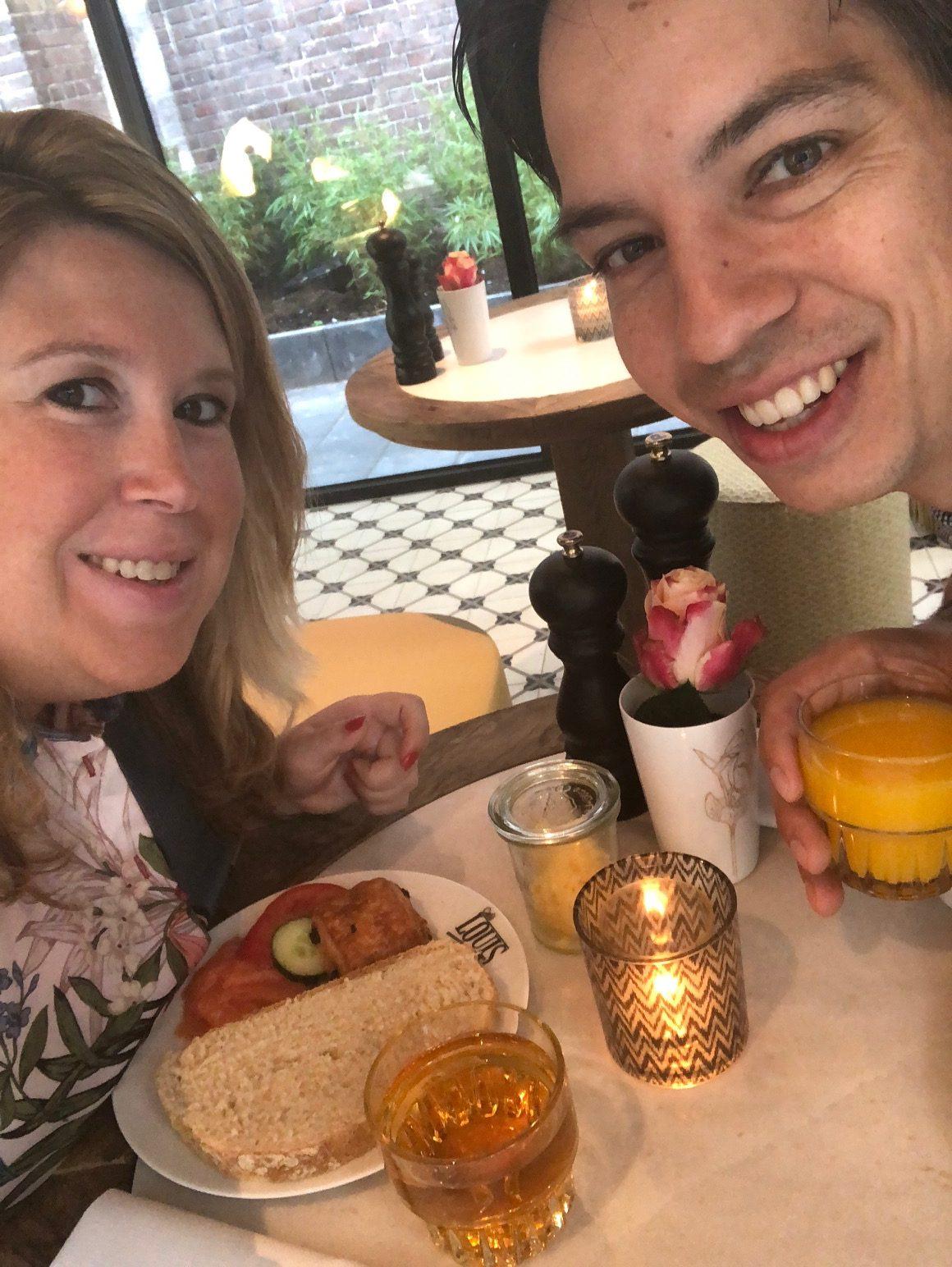 Genieten in Maastricht bij Cafe Louis en hotel Monastere citytrip tips van Foodblog Foodinista
