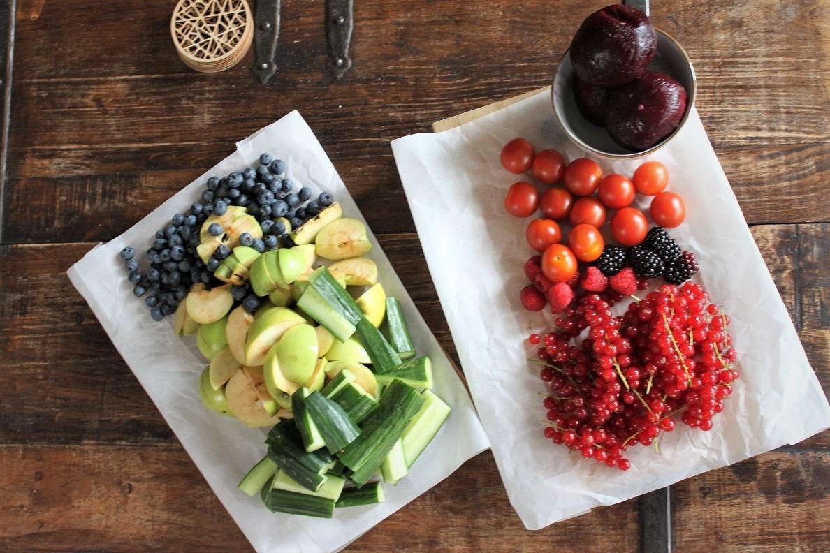 Vitamine boost met de Byzoo slowjuicer recept Foodblog Foodinista