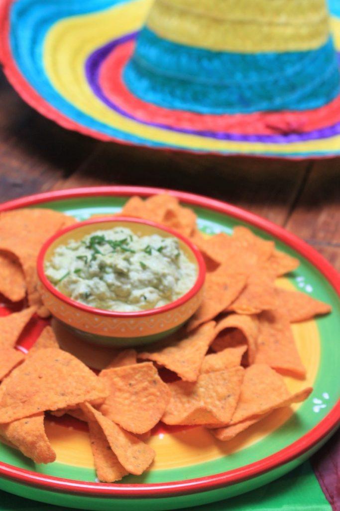 Mexicaanse fiesta Snelle avocadodip met Croky Tortilla winactie op Foodblog Foodinista