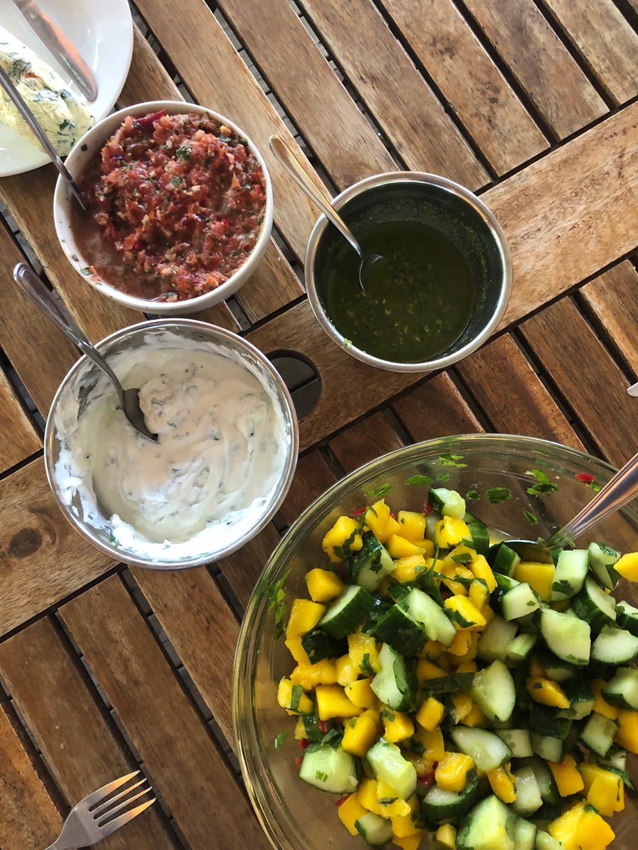 Vegetarische barbecuerecepten van Foodblog Foodinista