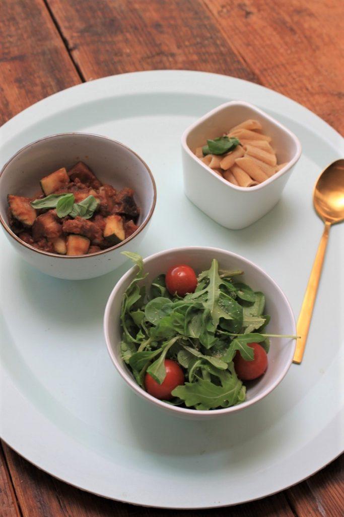 Afvallen met NewFysic recept Italiaans stoofpotje Foodblog Foodinista