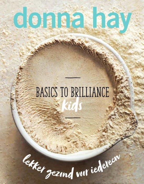 Favoriete kookboeken tips Basics to Brilliance Kids koken met kinderen kookboek Foodblog Foodinista