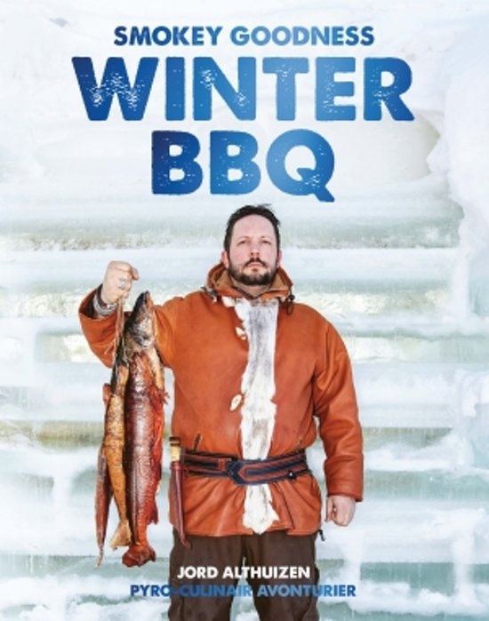 Smokey Goodness Winter BBQ kookboek Foodblog Foodinista
