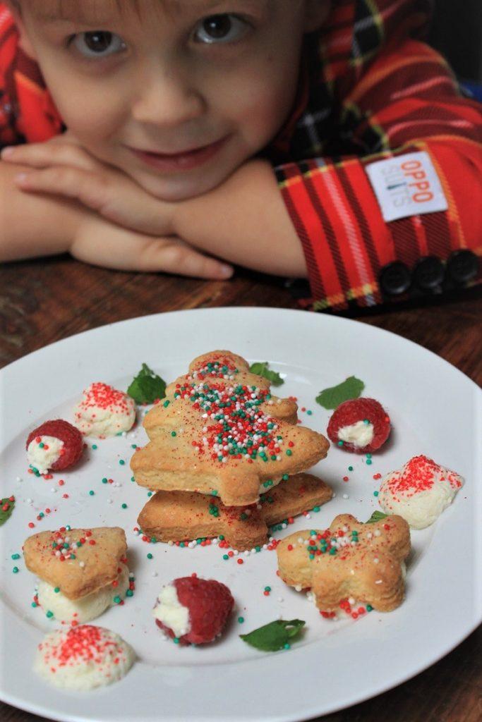 Kerstkoekjes tompouche recept kerstmenu voor kinderen Foodblog Foodinista