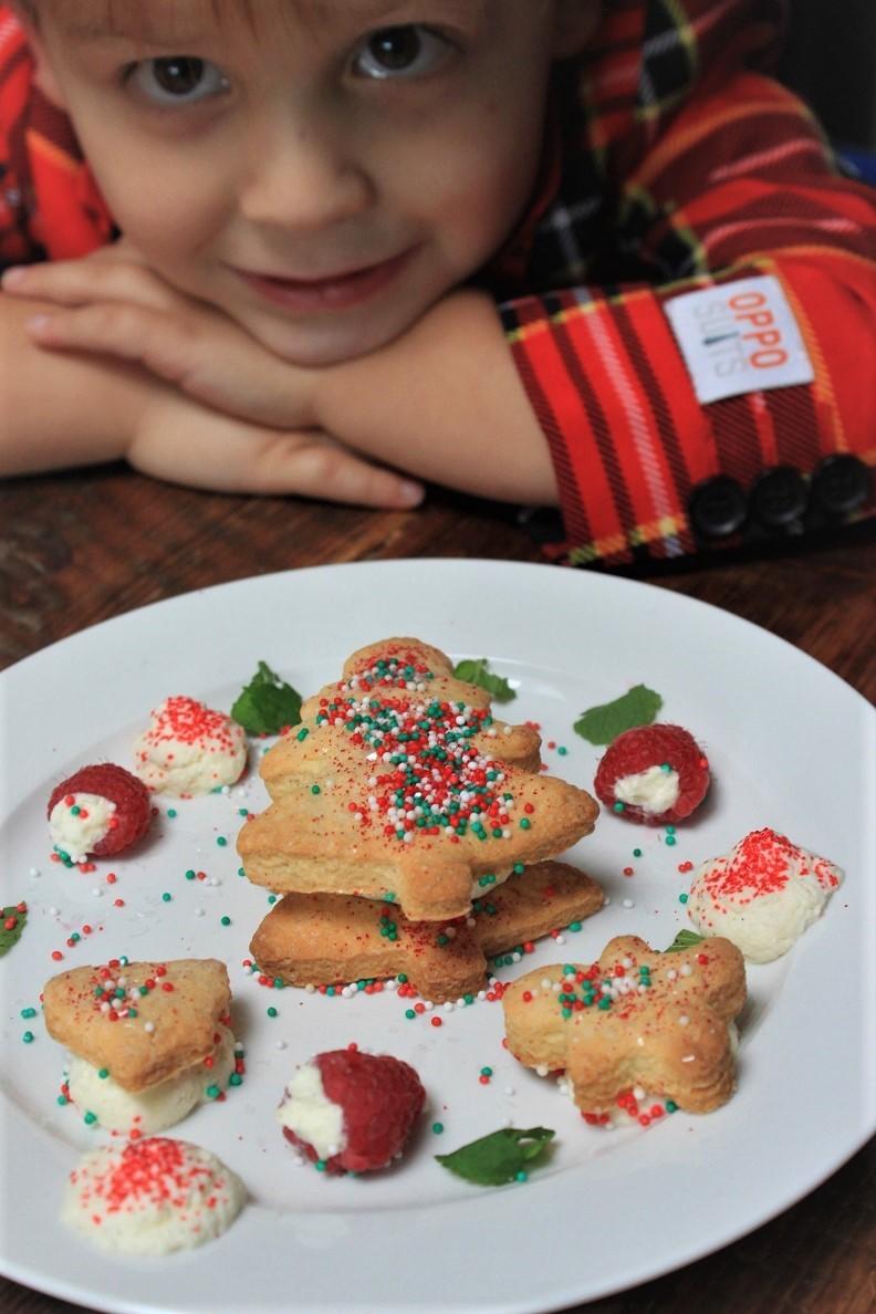 Verbazingwekkend Kerstmenu voor kinderen - 3 gangen smullen - Foodblog Foodinista YZ-43