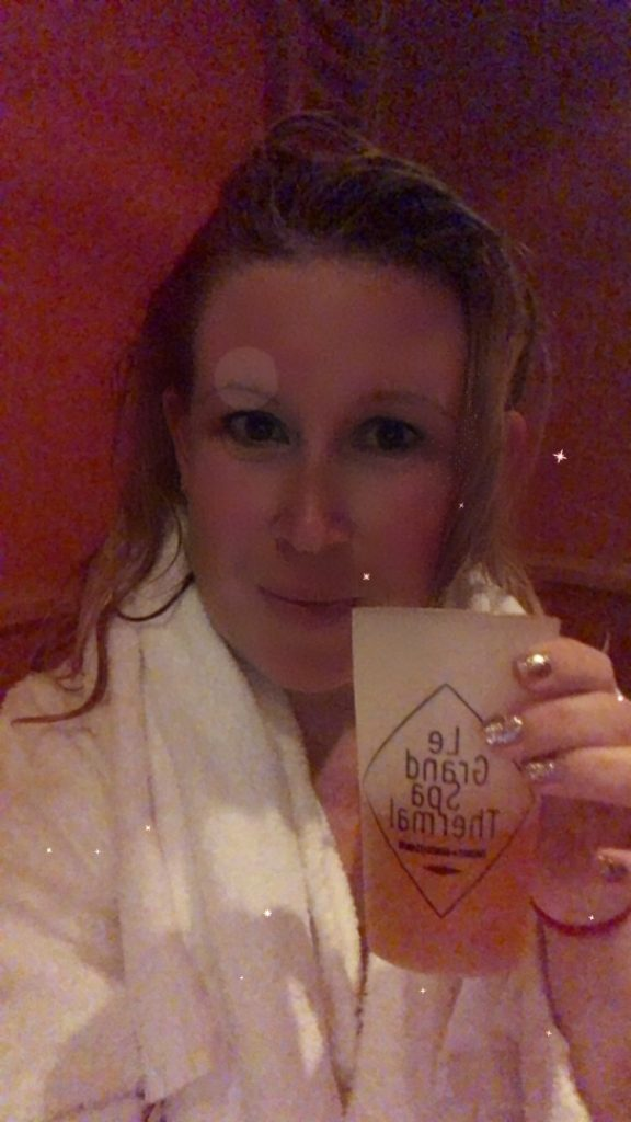 Spa in Brides les Bains