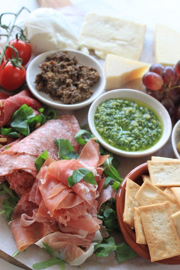 Hoe stel je een Italiaanse borrelplank samen tips van Foodblog Foodinista