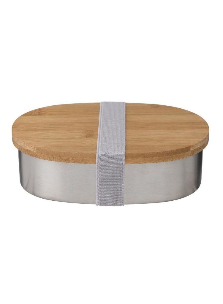 Lunchbox met snijplank