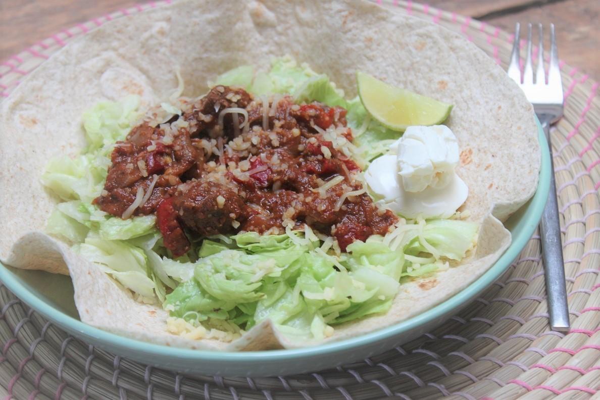 Mexicaans stoofvlees recept van Foodblog Foodinista