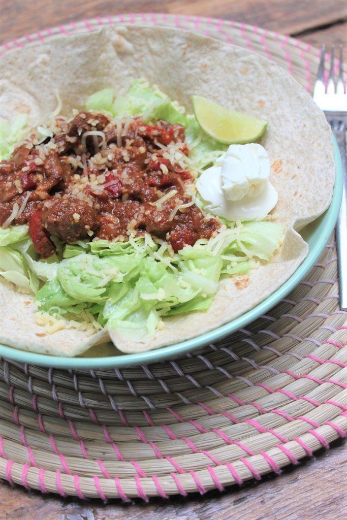 Mexicaans suddervlees recept van Foodblog Foodinista