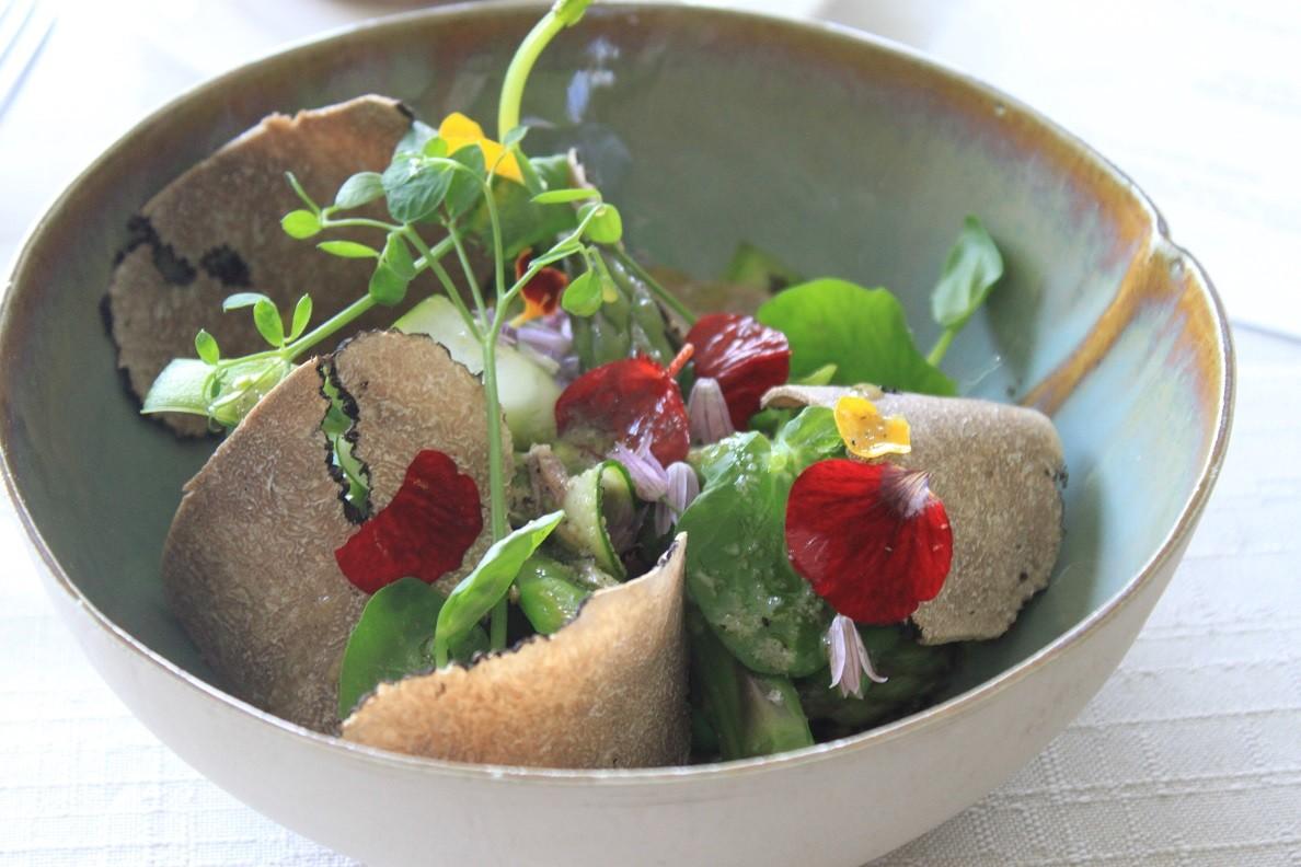 Dineren en lunchen in de Ardeche bij Michelin restaurant Brioude tips van Foodblog Foodinista