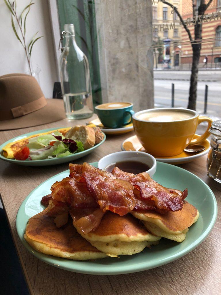 Ontbijten bij Budapest Baristas in Boedapest Eten en drinken tips van Foodinista
