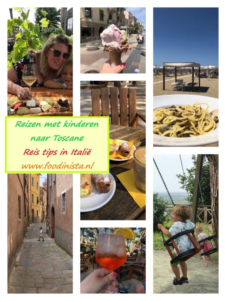 Kindvriendelijk Toscane ontdekken - Tips voor reizen in Italië met kinderen - Foodinista