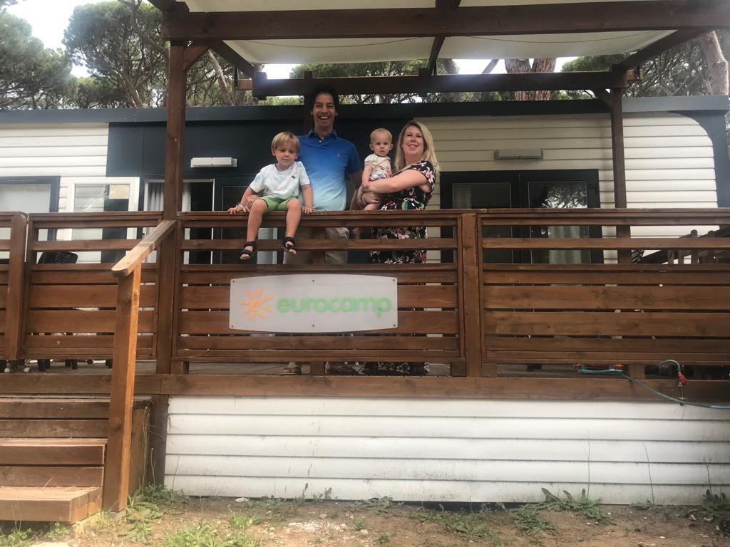 Kindvriendelijk Toscane ontdekken met Eurocamp
