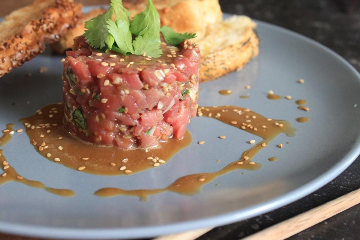 Steak Tartare Aziatische wijze Recept van Foodblog Foodinista