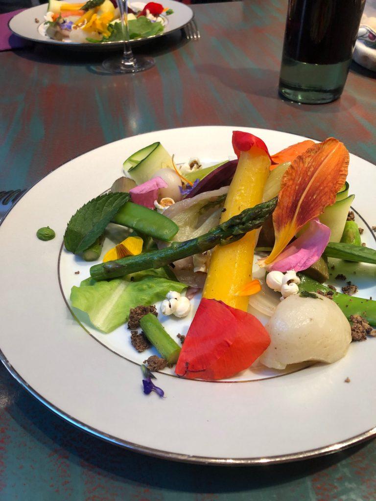 Resultaat kookworkshop in de Ardèche groentetuintje bereiden hoe doe je dag? Frankrijk Franse cuisine bereiden Foodblog Foodinista