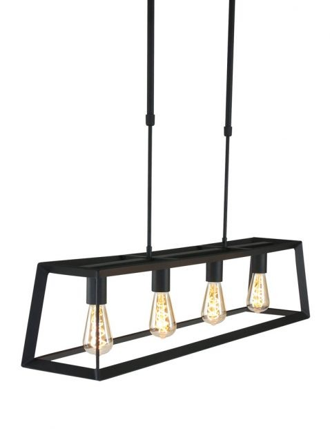 Frame hanglamp boven de eettafel tips