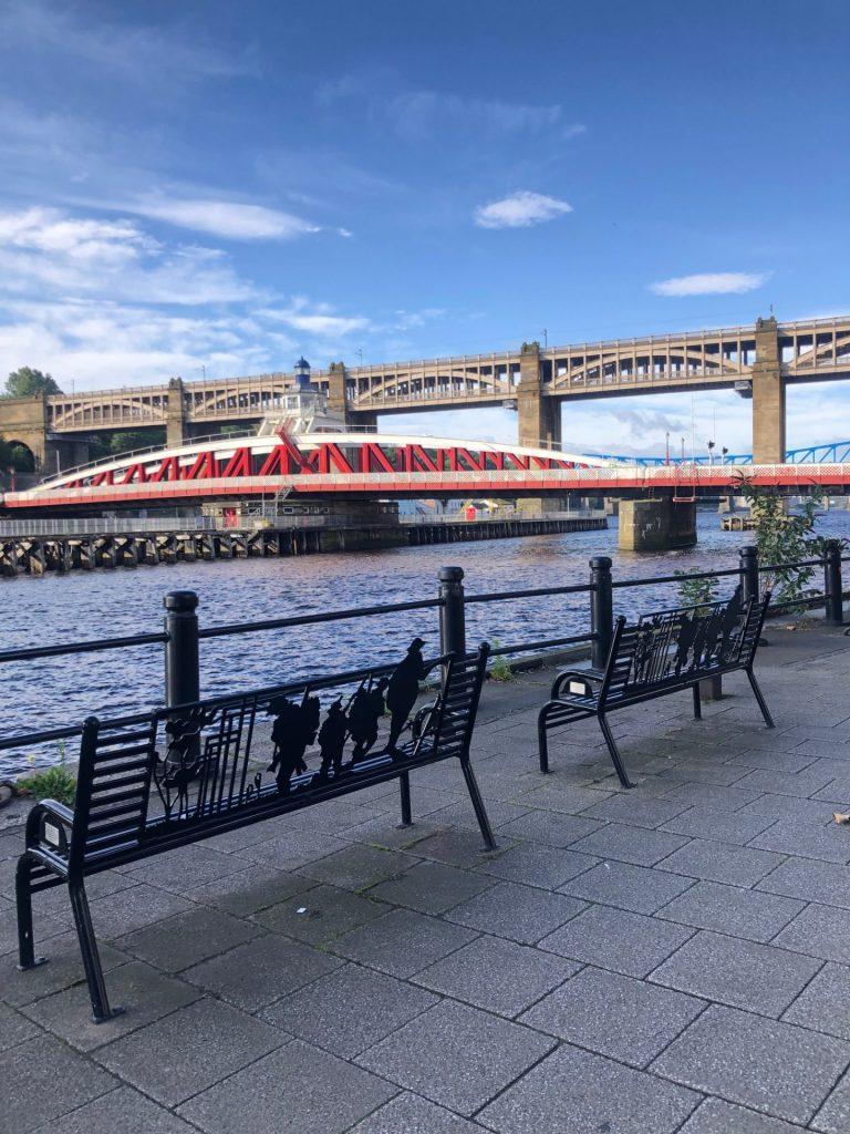 Reis tips in Verrassend Newcastle Upon Tyne van Foodinista Rivier de Tyne
