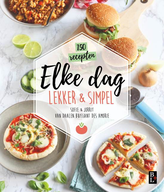Kookboek Elke Dag Lekker & Simpel - Recept tip Foodblog Foodinista