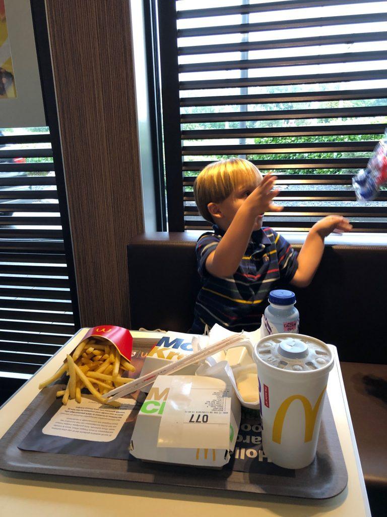 Ook wij gaan naar de McDonalds Gelukkig Kind Foodblog Foodinista