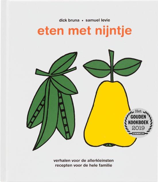 Eten met Nijntje kookboeken tips voor kinderen van Foodblog Foodinista