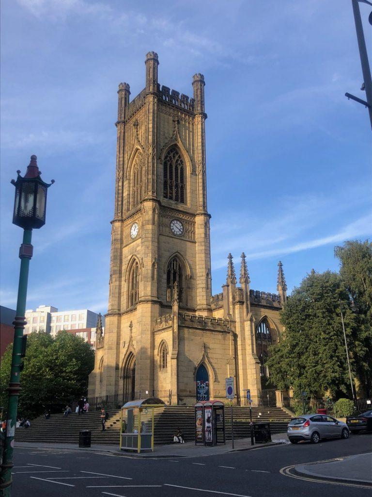 Kathedralen van Liverpool een must visit tijdens 2 dagen in Liverpool tips van Foodinista Citytrip
