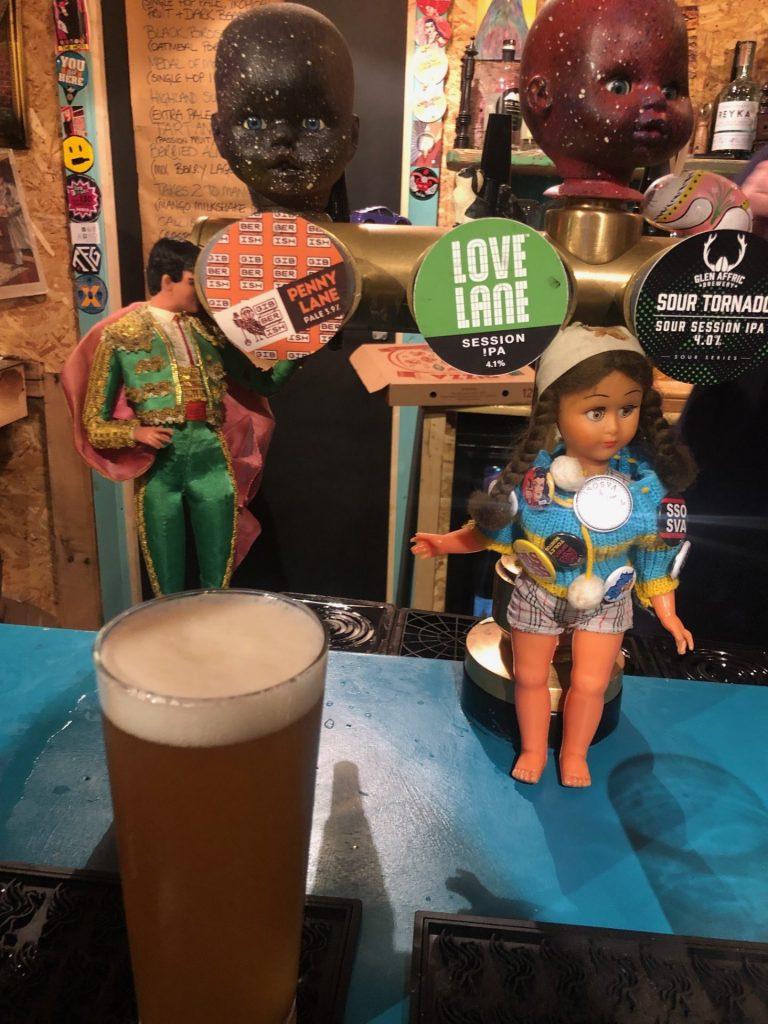 Penny Lane Bier Cheers 48 uur in Liverpool tips van Foodblog Foodinista