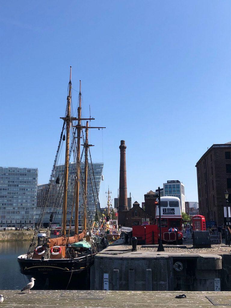 Liverpool haven district 48 uur in Liverpool tips van Foodinista
