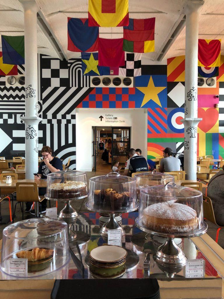 Restaurant Tate Museum perfect voor lunch in Liverpool in Museum District en haven gebied tips van Foodblog Foodinista