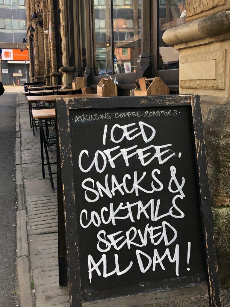 Divers aanbod Mackie Mayor Foodhal Eten en drinken tips in Manchester Foodblog Foodinista