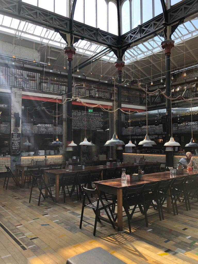 Macky Mayor Foodhal Eten en drinken tips in Manchester Foodblog Foodinista