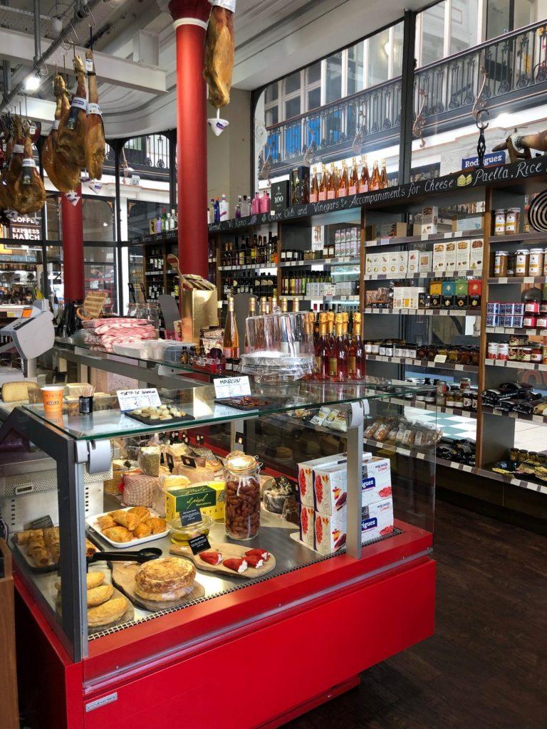 Spaanse delicatessen in de Barton Arcade Eten en drinken tips in Manchester Foodblog Foodinista