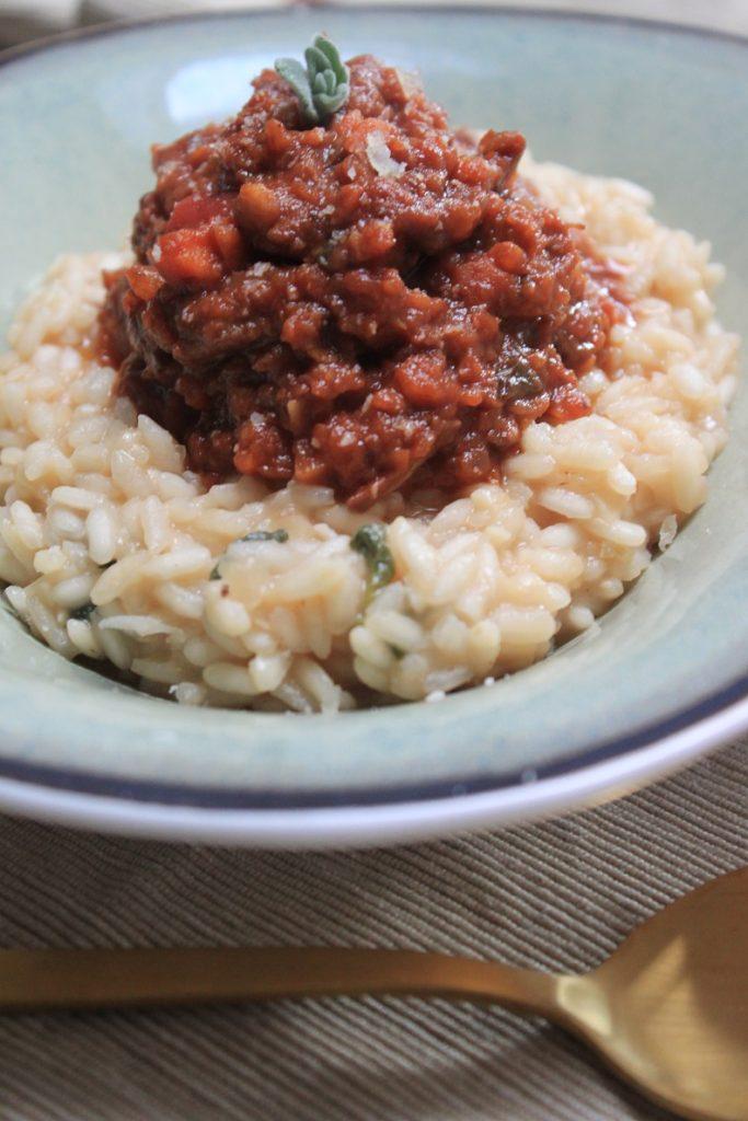 Ragu Italiaans stoofvlees recept van Foodblog Foodinista