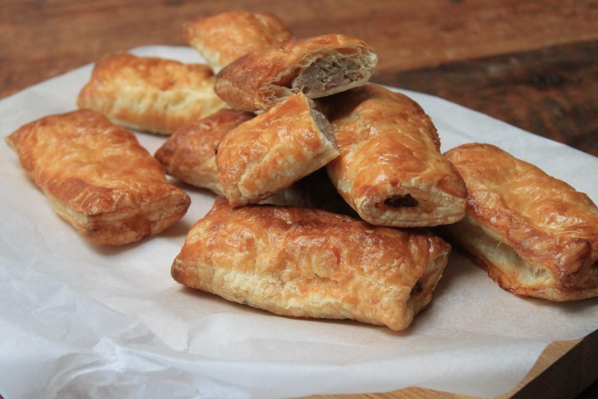 Saucijzenbroodjes recept van Foodblog Foodinista