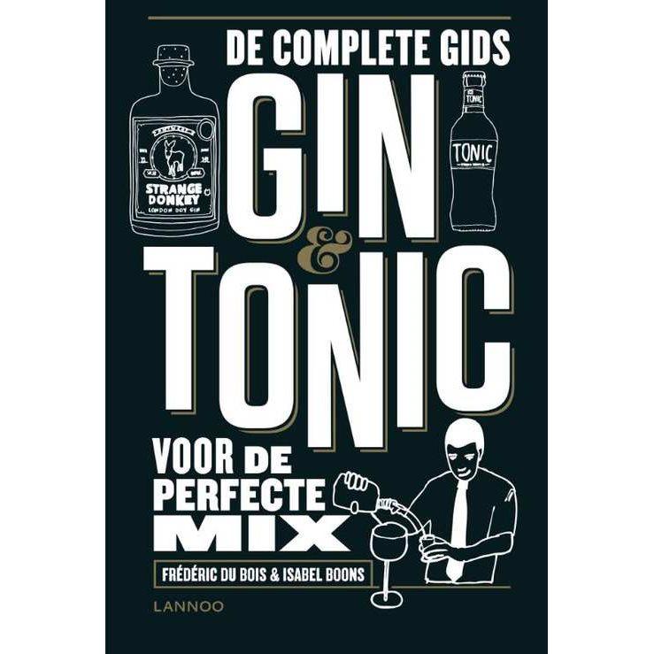 Gin Tonic boek De Complete Gids Cadeau tips voor de GIn Tonic Liefhebber van Foodblog Foodinista