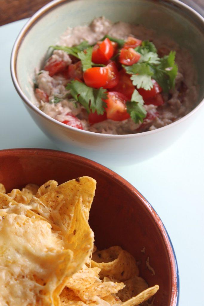 Tonijndip recept voor bij de nacho's Recept van Foodblog Foodinista