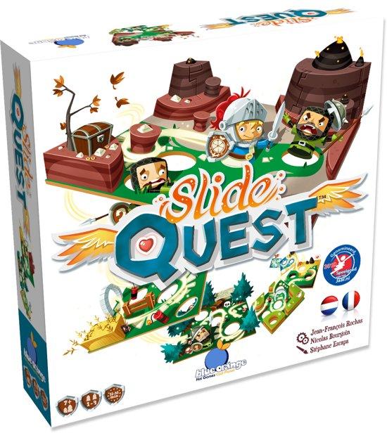 Slide Quest Gezelschapsspellen tip van Foodblog Foodinista